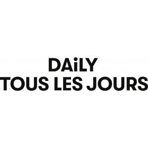 Daily tous les jours}
